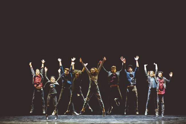 Bailarines para fiestas - Spectacular-T
