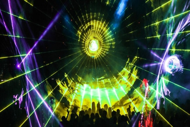 Performance para Eventos - Spectacular-T